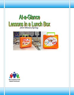"Click to download ""Lessons in a Lunch Box: At-a-Glance "" »"