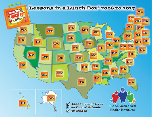 Lessons in a Lunch box® 2008-2017