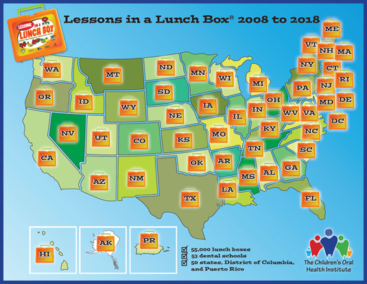 Lessons in a Lunch box® 2008-2018